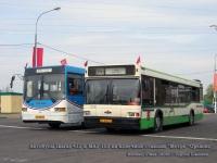 Москва. Ikarus 415 ае792, МАЗ-103.060 ат292