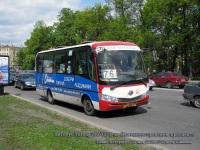 Санкт-Петербург. Yutong ZK6737D ак183