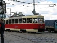 Москва. Tatra T3 (МТТЧ) №3392