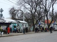 Таганрог. Остановка Центральный рынок на новом месте