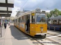 Будапешт. Ganz CSMG1 №1309