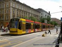 Будапешт. Siemens Combino Supra NF12B №2021