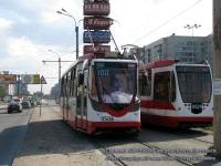 Санкт-Петербург. 71-134А (ЛМ-99АВН) №0506, 71-134А (ЛМ-99АВН) №0529