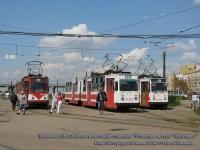 Санкт-Петербург. ЛВС-86К №1020, ЛВС-86К №1033, ЛВС-86К №1011