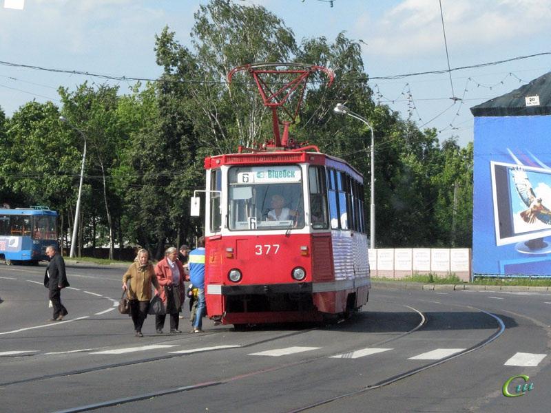 Витебск. 71-605 (КТМ-5) №377