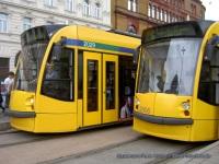 Будапешт. Siemens Combino Supra NF12B №2006, Siemens Combino Supra NF12B №2029