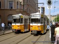 Будапешт. Tatra T5C5 №4160, Tatra T5C5 №4057