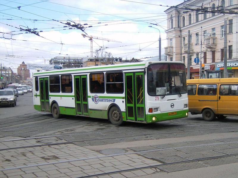 Тула. ЛиАЗ-5256.45 ва899