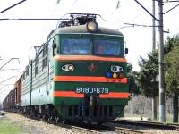 Таганрог. ВЛ80с-679