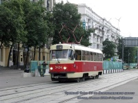 Москва. Tatra T3 (МТТЧ) №3434
