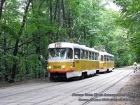 Москва. Tatra T3SU №3648, Tatra T3SU №3883