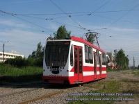 Санкт-Петербург. 71-134А (ЛМ-99АВН) №0531
