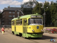 Даугавпилс. Tatra T3DC1 №080