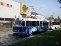 Москва. Tatra T3 (МТТЧ) №3408