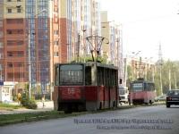 Рязань. 71-605 (КТМ-5) №11, 71-608К (КТМ-8) №56