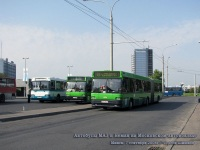 Минск. Неман-52012 AA8676-7, МАЗ-104С KE2170, МАЗ-105.060 KH0623