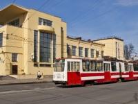 Санкт-Петербург. ЛВС-86К №3034