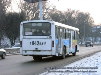 Ростов-на-Дону. Mercedes-Benz O345 е842ва