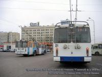 Ростов-на-Дону. ЗиУ-682Г00 №247, ЗиУ-682Г-016 (ЗиУ-682Г0М) №321