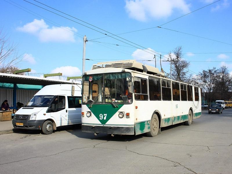 Таганрог. ВЗТМ-5284.02 №97, Нижегородец-2227 (Ford Transit) ск550