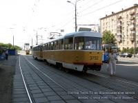 Москва. Tatra T3SU №3906, Tatra T3SU №3752