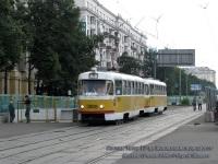 Москва. Tatra T3 №3908, Tatra T3SU №3878