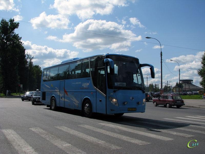 Великий Новгород. ShenLong SLK6108F1A ае019