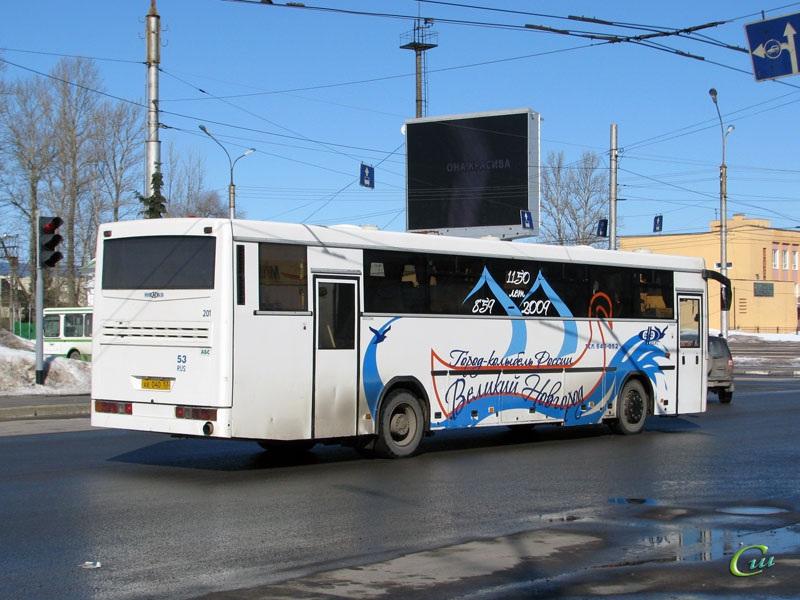 Великий Новгород. НефАЗ-5299 ае040