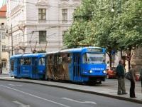 Прага. Tatra T3 №8304, Tatra T3 №8305