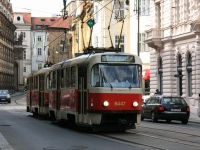 Tatra T3 №8447, Tatra T3 №8445