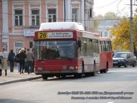 Владимир. MAN NL232 CNG вр837