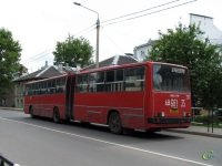 Вологда. Ikarus 280 ав681