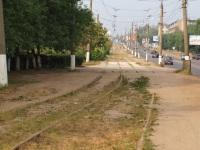 Тверь. Участок с закрытым движением по проспекту 50-летия Октября