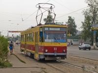 Тверь. Tatra T6B5 (Tatra T3M) №11