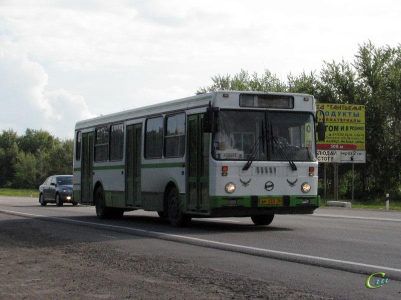 Павловск. ЛиАЗ-5256.35 ам233