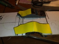 Изготовление колесных арок