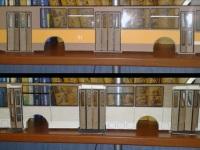 Пластмассовый L-профиль для нижней ступеньки