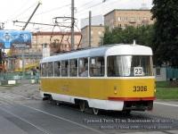 Москва. Tatra T3 №3306