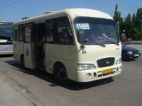Таганрог. Hyundai County SWB кв170