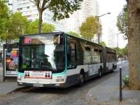 Париж. MAN NG353 466 RLP 75