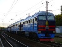 Новочеркасск. 2ТЭ116УМ-031