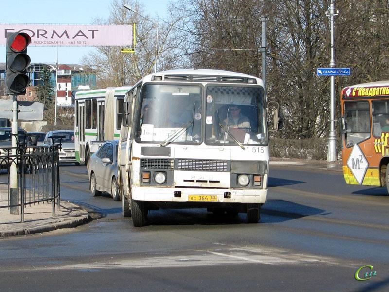Великий Новгород. ПАЗ-32054 ас364