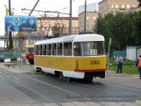 Москва. Tatra T3 (МТТМ) №3362