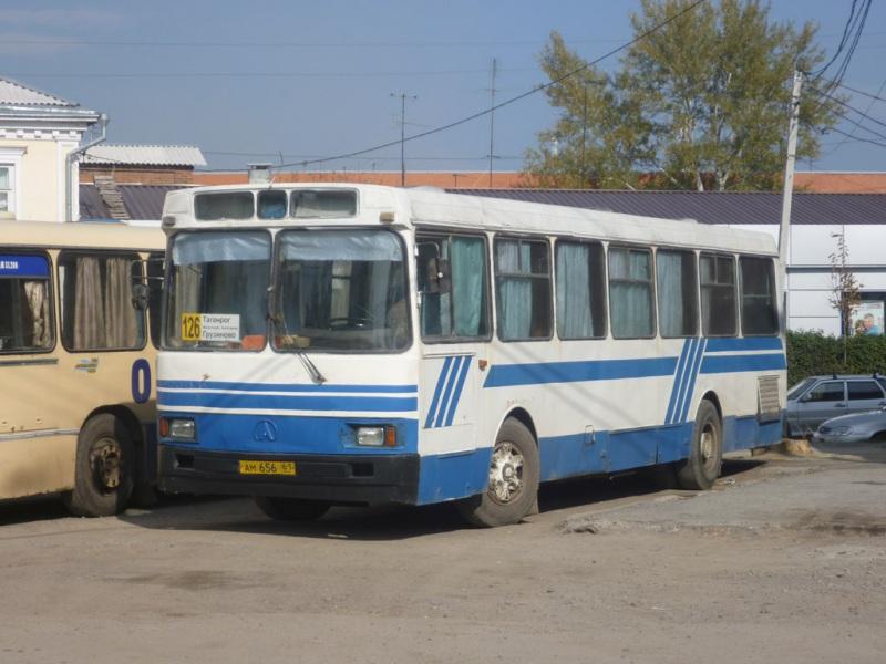 Таганрог. ЛАЗ-52523 ам656