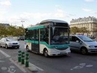 Париж. Gruau Microbus 238 QKV 75