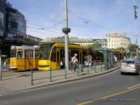 Будапешт. Siemens Combino Supra NF12B №2031, Ganz CSMG2 №1429