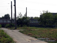 Рязань. Трамвайное депо
