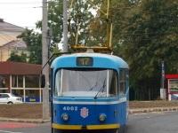 Одесса. Tatra T3SU мод. Одесса №4002