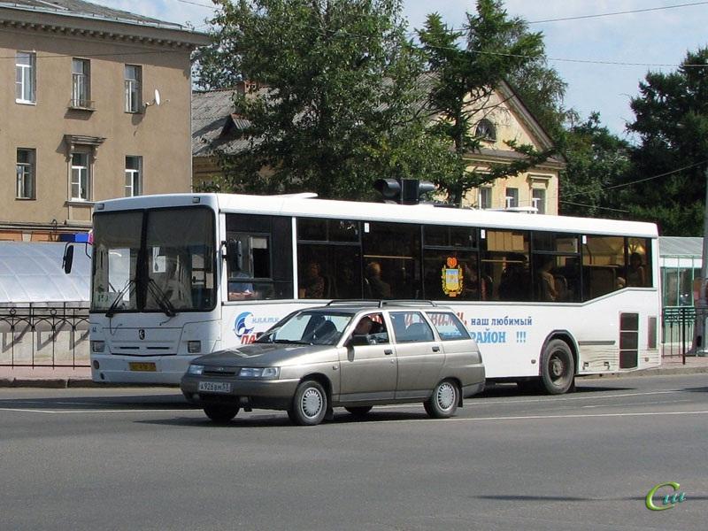 Великий Новгород. НефАЗ-5299 ас416