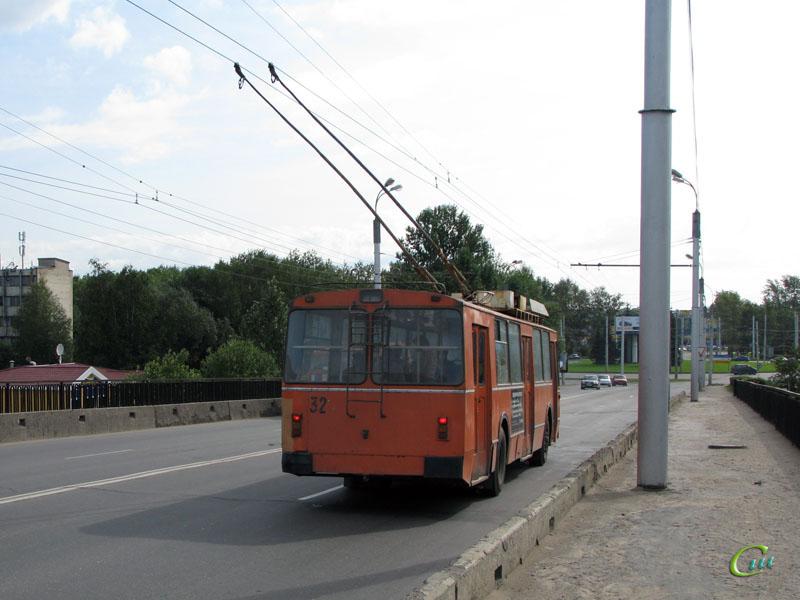 Великий Новгород. ЗиУ-682 КР Иваново №32